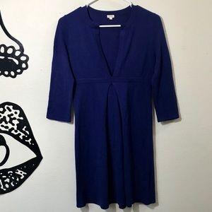 J. Crew Wool/Cashmere Blend Sweater Dress
